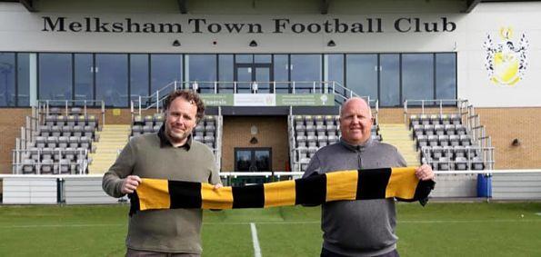 Sponsors of Melksham Town FC