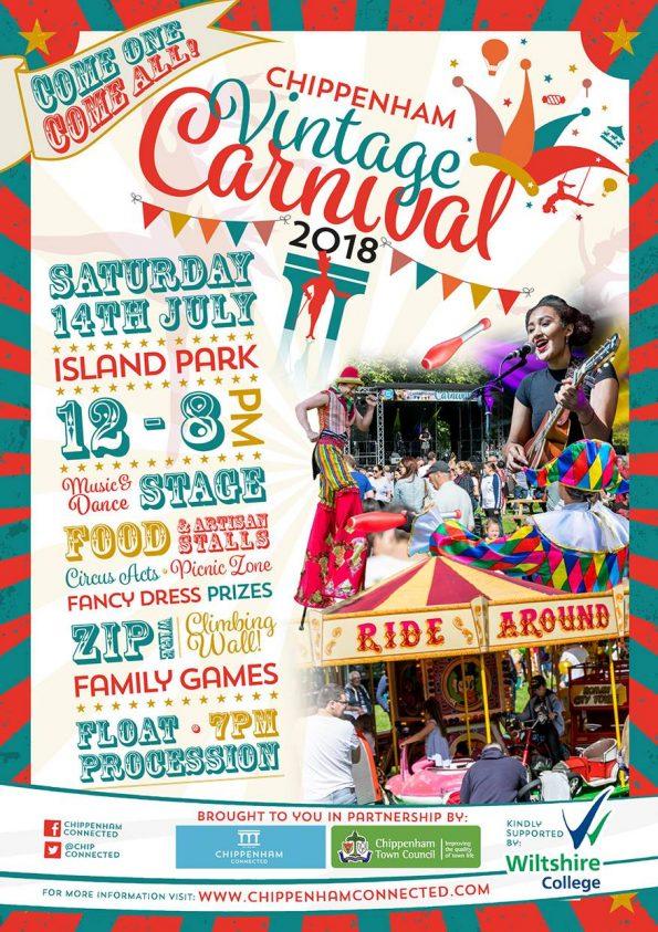 Chippenham Carnival 2018