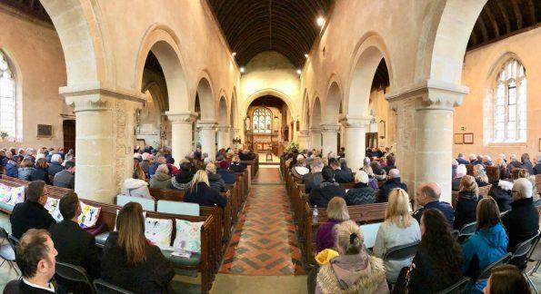 Mrs Hazel Osborne Funeral Appeal