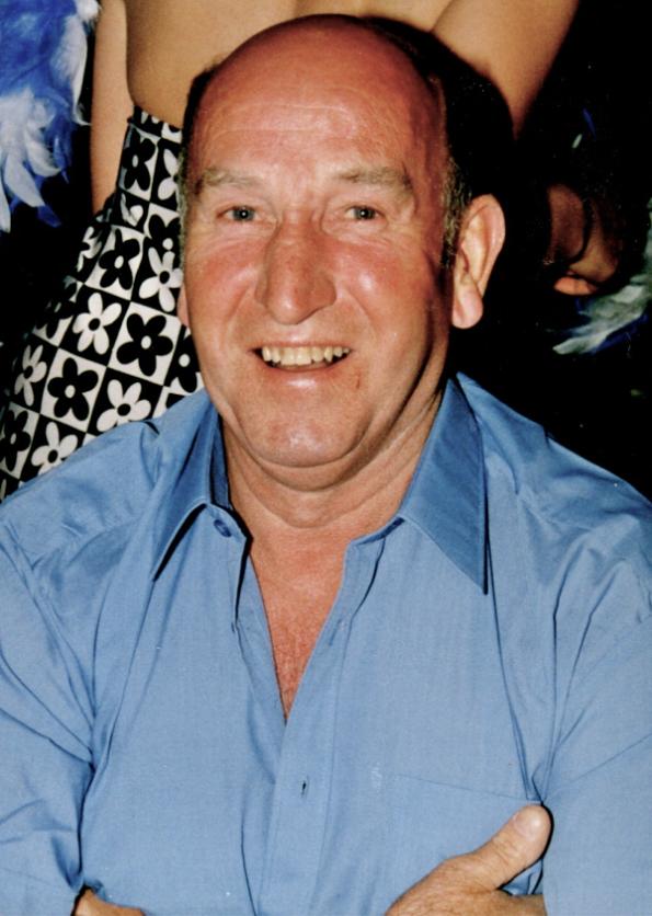 Peter Gerald Berry
