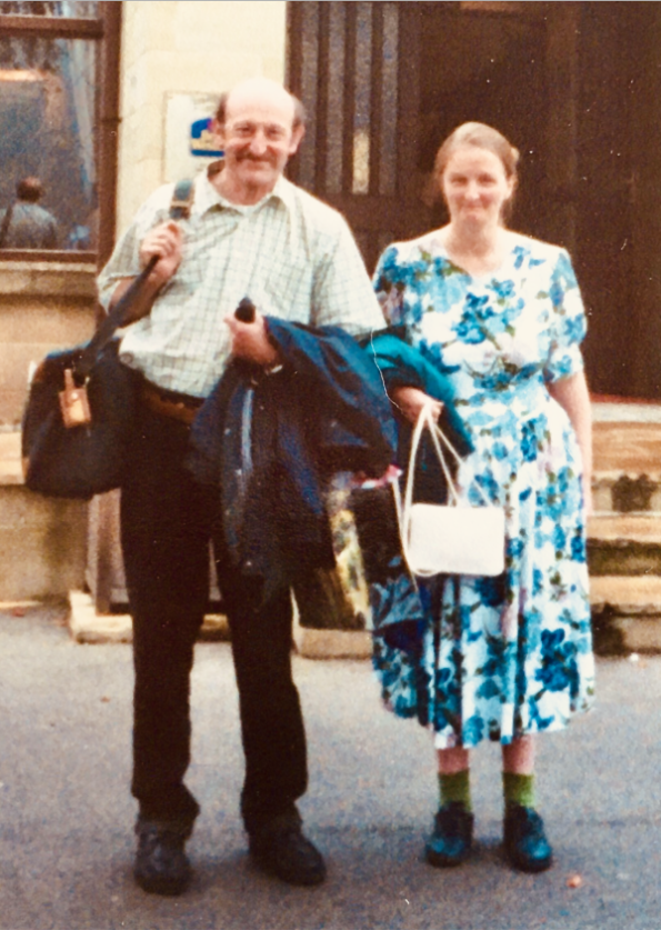 Sylvia & Dennis Edgell