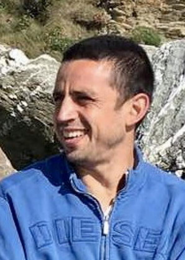 Marc Geraint Lewis