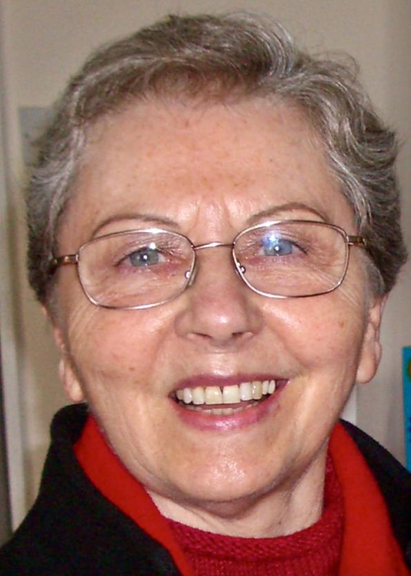 Patricia Kate Morgan