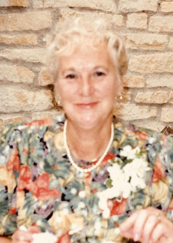 Rita Howes (nee Wheeler)