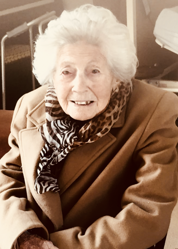 Edith Staveley