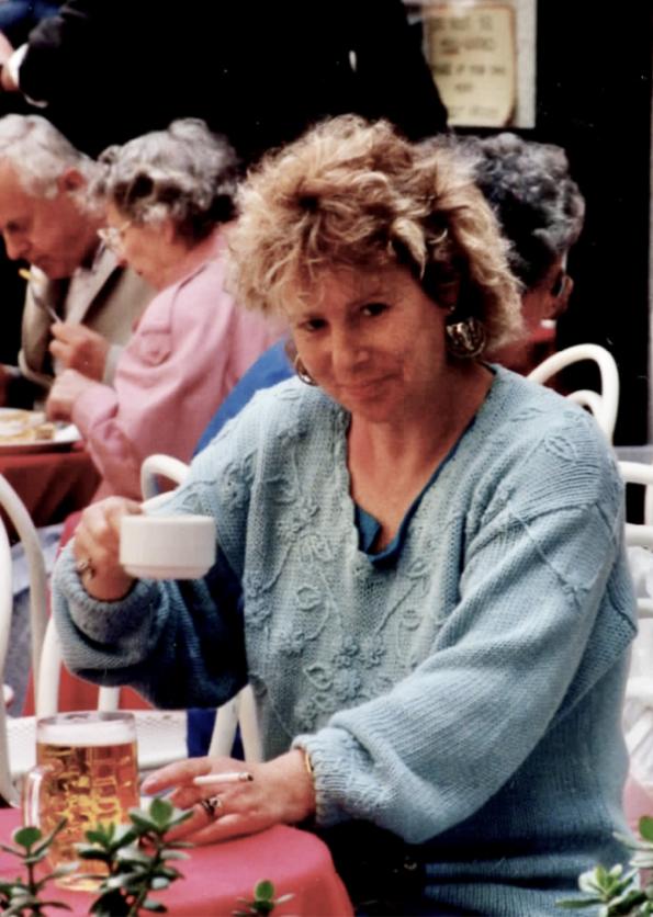 Hazel Jean Weston-Roe 'Jean'