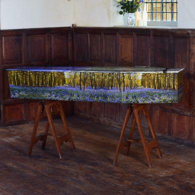 Colourful Coffin