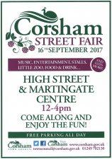 Corsham Street Fair 2017