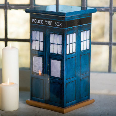 Wooden Keepsake – Dr Who