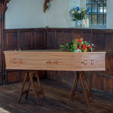 Severn Coffin
